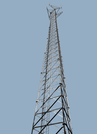 Self Supporting Towers Communication Tower Lattice Tower