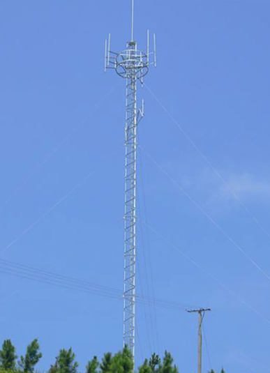 guyed communication tower4
