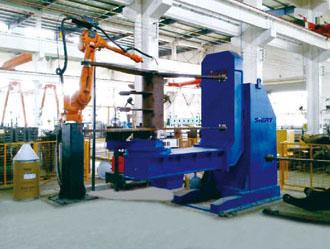 Flange Welding Robot