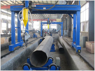 Joint straightening Equipment