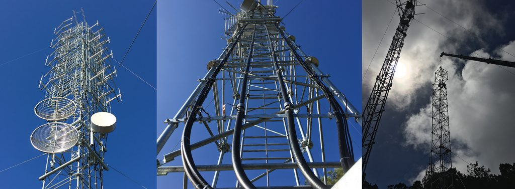 Self-Supporting Towers from kehang Communications Towers