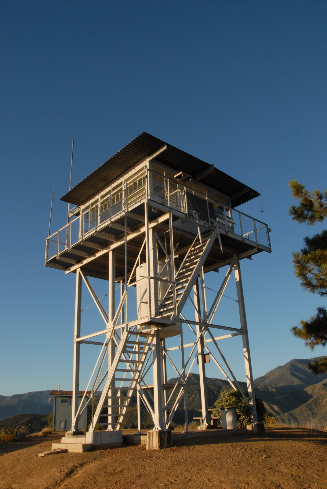 Prefabricated Observation Towers for Sale ,Fire Lookouts steel tower
