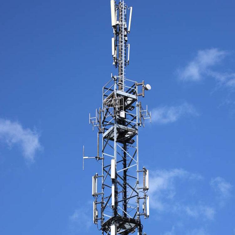 Original-Fabrik neueste benutzerdefinierte Großhandel Telekommunikationsantenne Monopol- Turm