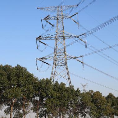 500kv Steel Tower for Power Transmission