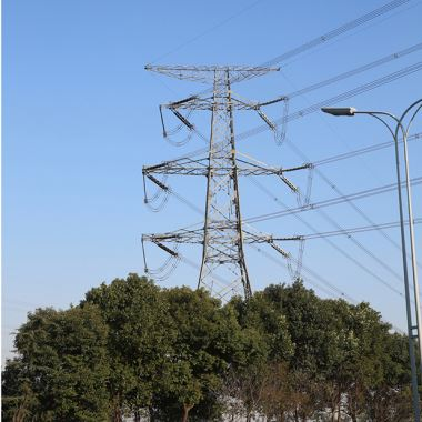 Electric Power Angle Steel Tower