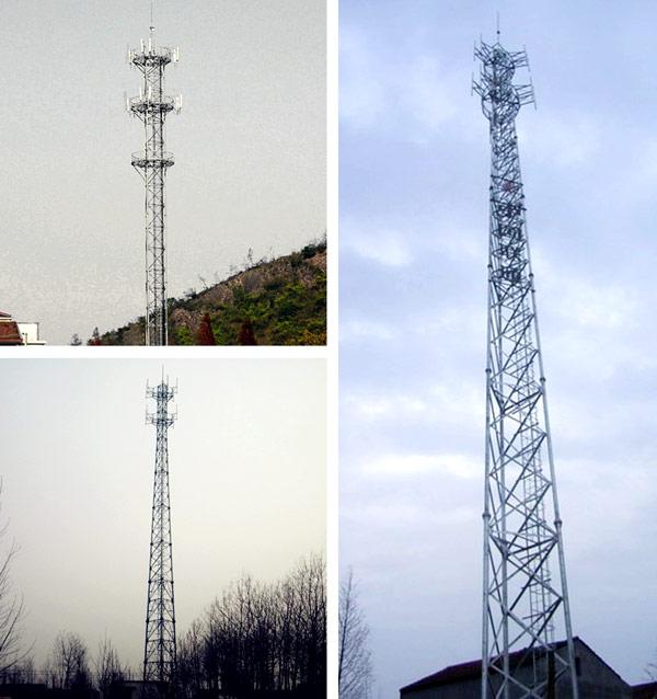Microwave Antenna Radio Tower GSM Tower