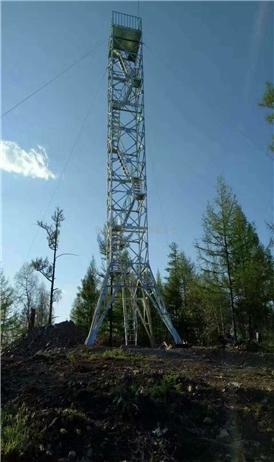 башня безопасности смотровой башни охранник башня