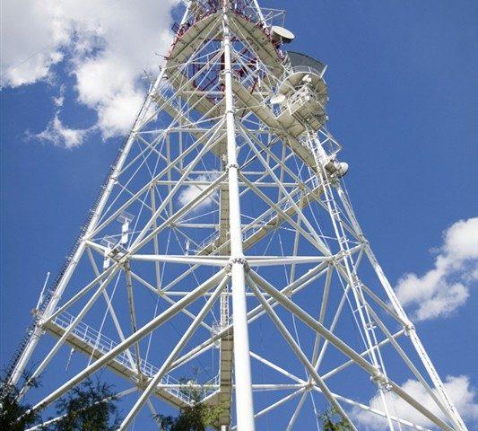 Ατσάλι 3 Πύργος Πόδια Tube