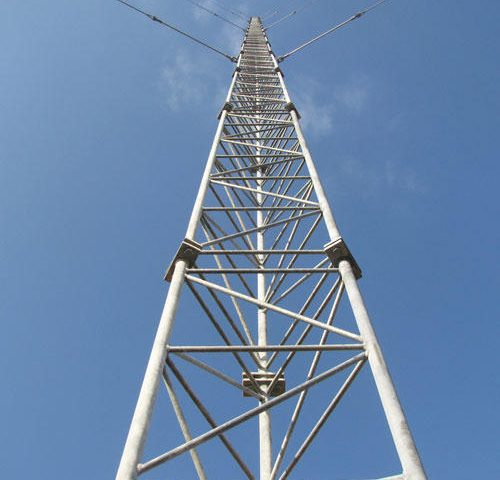 Guyed Tower Vs Free Standing Tower Communication Tower